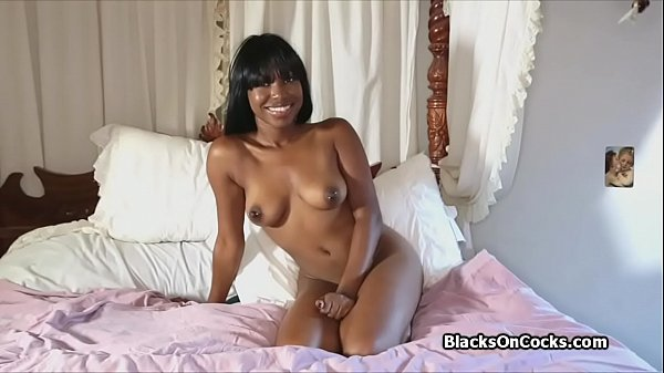 Ebony newcomer rides bwc with a big smile