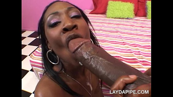 Beauty Dior Takes On Mandingo's Big Black Cock