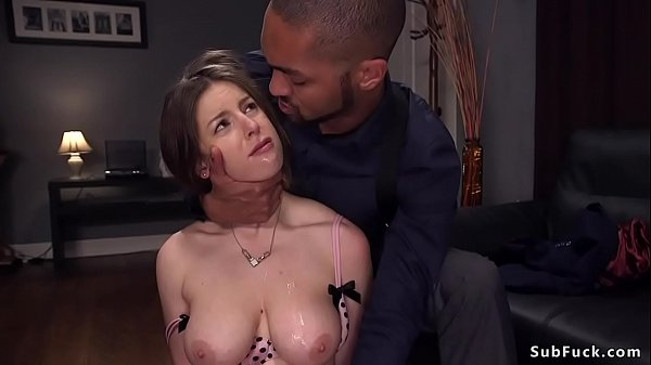 Black fed agent anal bangs busty babe