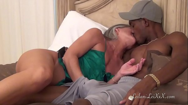 Milf Leilani Lei Rendezvous with Young BBC Lover