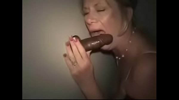 White wife gets pregnant at gloryhole — pic 9