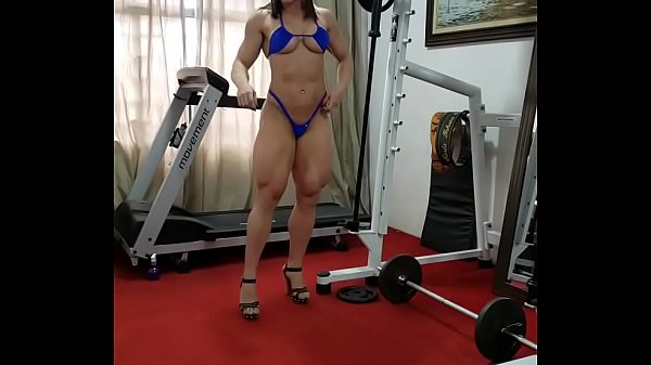Big muscles girl 143