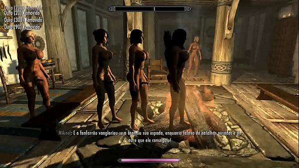 Skyrim sexo na taverna