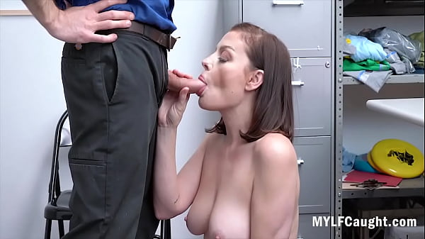 Stealing MILF Gets Her Pussy Fucked By Cop- Sov...