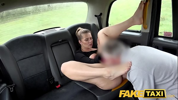 Fake Taxi Backseat fucking with hot blonde Czech tourist Nikky Dream Thumb