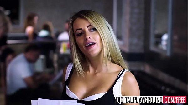 XXX Porn video – Night Out At Taterz (Vanessa Decker, Luke Hardy)