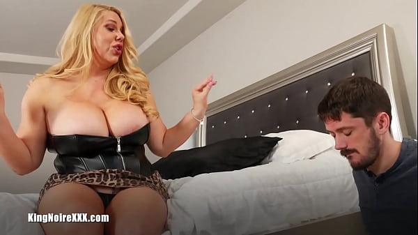 King Fucks Karen with his Big Fat Dick and Humiliates Her cuck Husband: King Noire Karen Fisher Slave Fluffy
