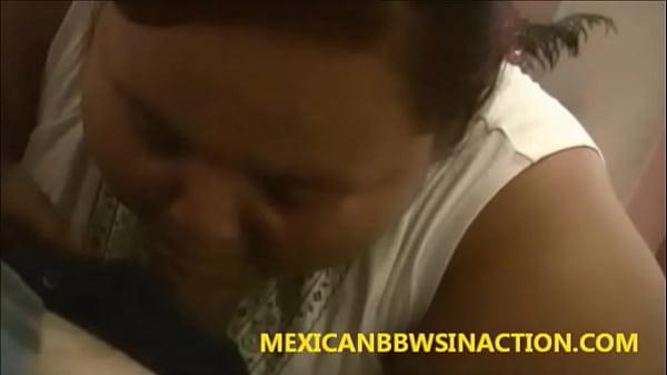 MEXICANBBWSINACTION !! JUANITA GETS CREAMPIED