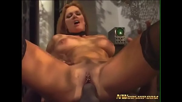 NWORSHIP closeup anal and pussy fuck with Blonde Alecia Thumb