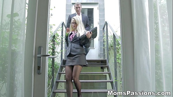 Moms Passions - Seal the deal busty Barra Brass...