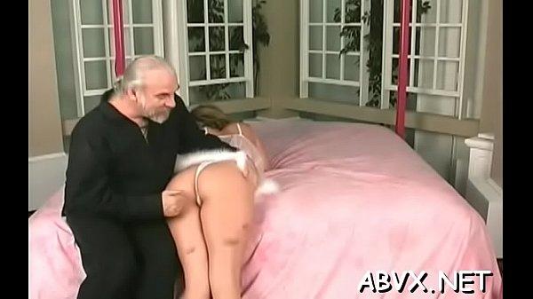 Amateur hottie with fine assets amazing xxx bondage Thumb