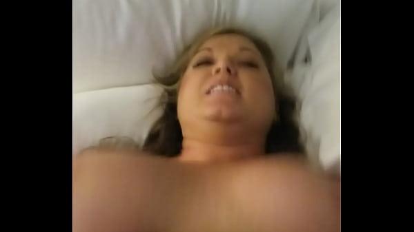 Chubby horny milf fucking till I cum