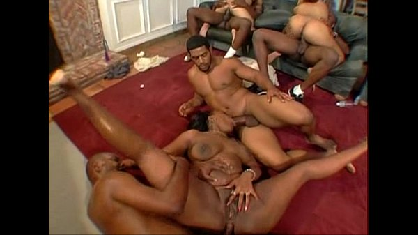 EVASIVE ANGLES Big Phat Wet Ass Orgy with Miche...