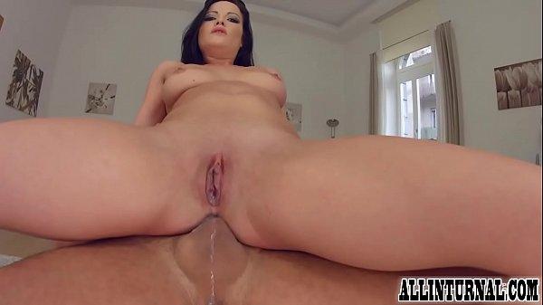Huge Cock Tight Fit Creampie