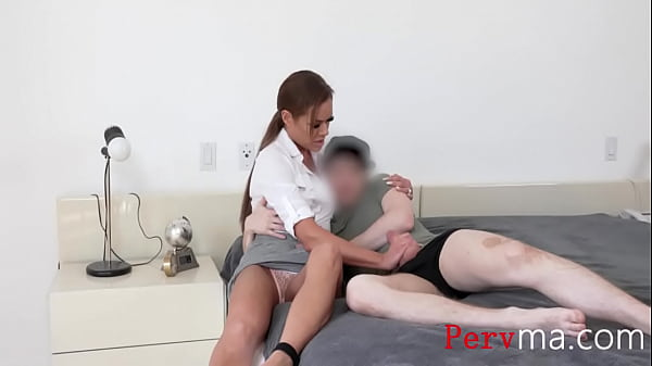 Let Mommy's Pussy Help You, Son- Aila Donovan