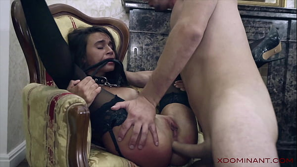 XDOMINANT 044 - LANA ROY ANAL CASTING WITH HUGE...