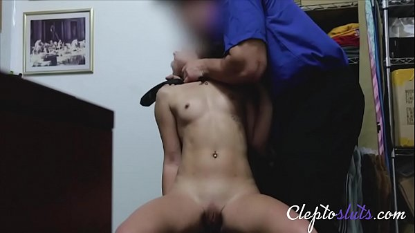 Teen Doesn't Fight Cop Anymore & Fucks Him-Ava ...