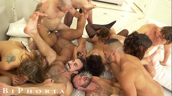 BiPhoria - Anything Goes At Couple's First Bisexual Party