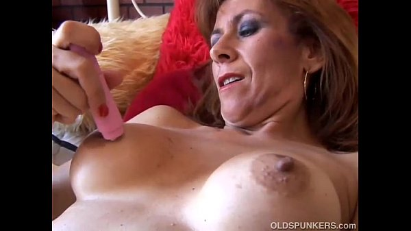 Gorgeous mature redhead is feeling horny Thumb