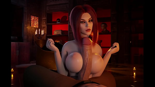 Drained Dry by the Dhampir - BloodRayne Thumb