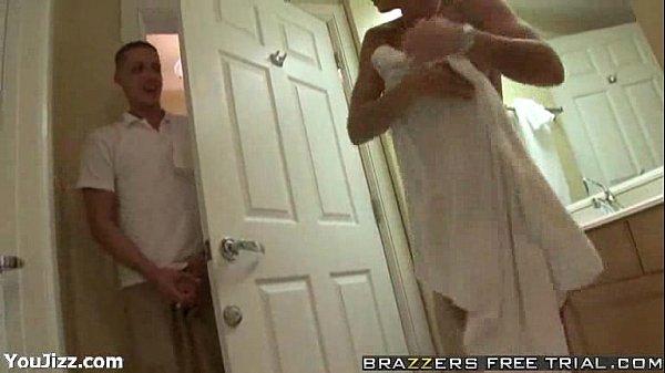 Rhylee Richards - Hotel Bathroom Sex - Part 1