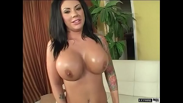 Mason Moore is a horny slut with big tits that needs a dick