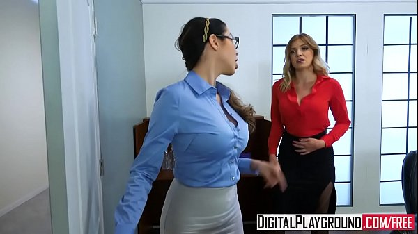 DigitalPlayground - The Panty Hoes Giselle Palm...