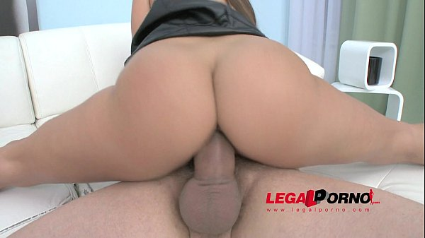 Mea Melone & Nomi Melone mini orgy with 3 guys (anal, DP & pee) SZ809