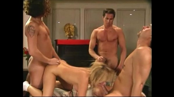 Gang Bang Wild Style 2 (1994) - Amanda rae  with Tom byron ,Peter North,Joey Si Thumb