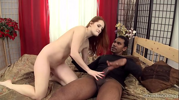 Sex Video Casting Shows Czech Chick Denisa Heav...