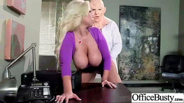 Girl With Bigtits (bridgette b) Get Nailed Hard In Office mov-10