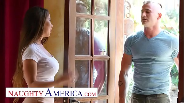 Naughty America - Bianca Burke teaches acting and fucking lessons