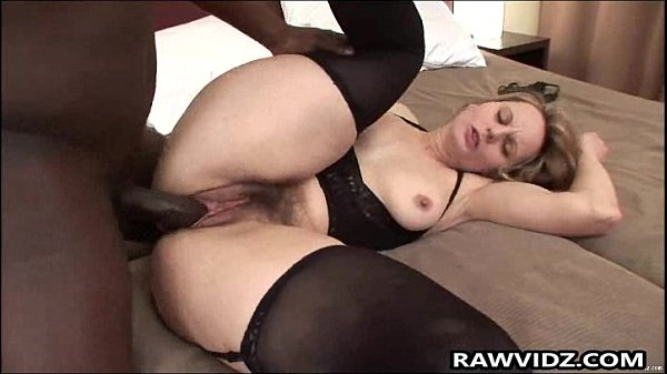 Blonde Milf Gets BBC Fucked Thumb