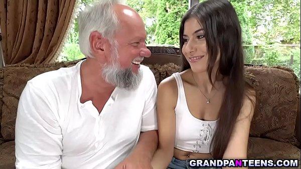 Teen slut Anya Krey loves getting fucked by her...