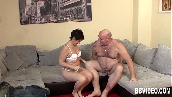 German milf 69ing on the couch Thumb