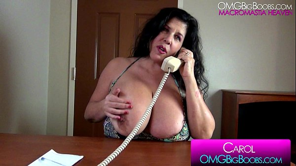 MILF big boobs compilation