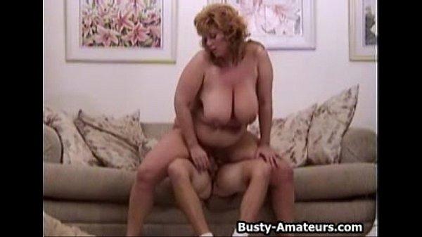 Busty Mindy Jo on threesome fucking