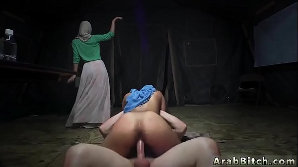 Arab father and associate's daughter Sneaking i...