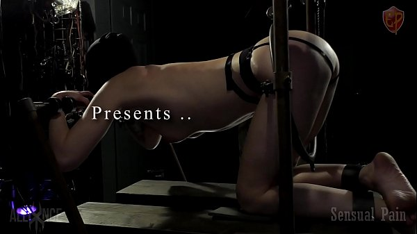 Dungeon Bondage Table Device Sex Slave Demo