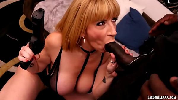 Magnum BBC Lex Steele Gives Curvy MILF Sara Jay What She Deserves!