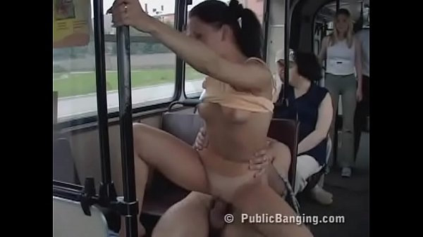 Sex on bus