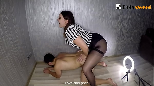 Sissy Slut Instruction (compilation, pegging, self sucking, cum eating)