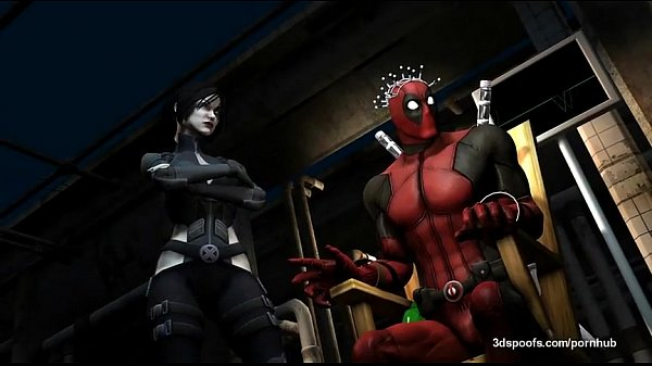 Deadpool and Dumino