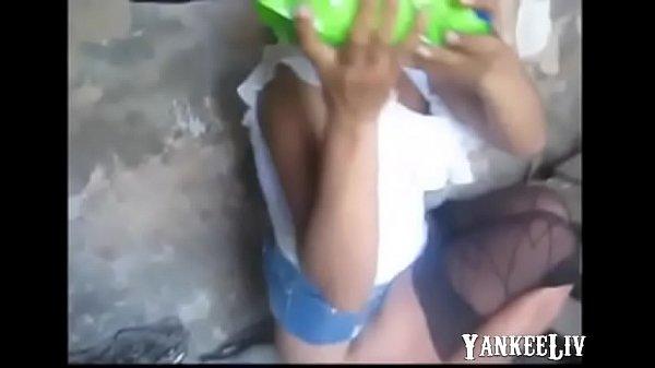 Street prostitute had no condoms and fucks bareback