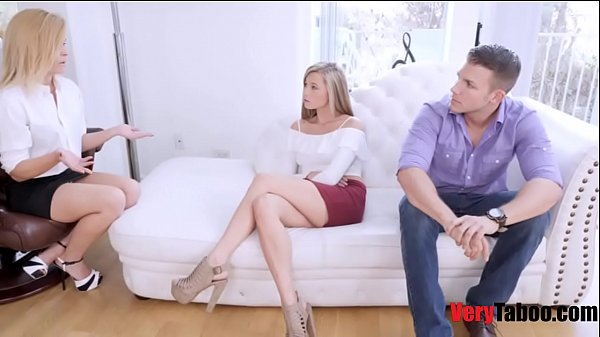 Carolina Sweets Counsels Bro & Sis To Fuck Each...