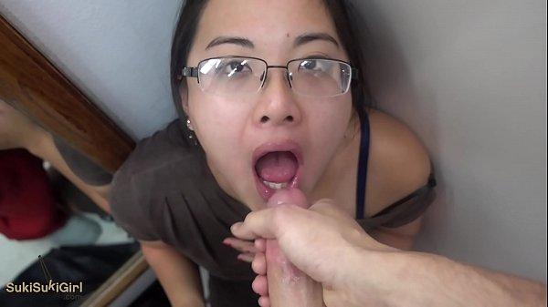Public Dressing Room throatfuck BLOWJOB sukisukigirl @andregotbars