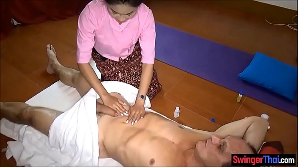 Asian massage parlor from Thailand gives full s...