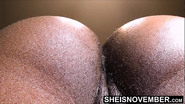 Msnovember Let Her Boss Lick & Smell Her Hairy Black Asshole For A Promotion at Business Office, Knees On A Chair Poking Her HairyAss Out And Harcore RidingCock For an Admin Position On Sheisnovember