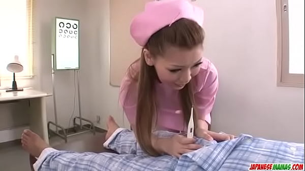 On Her Knees, Ayumi Kobayashi Gives A POV Blowjob Thumb