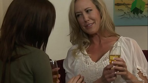 Hot lesbians Brandi Love and Jenna J Ross